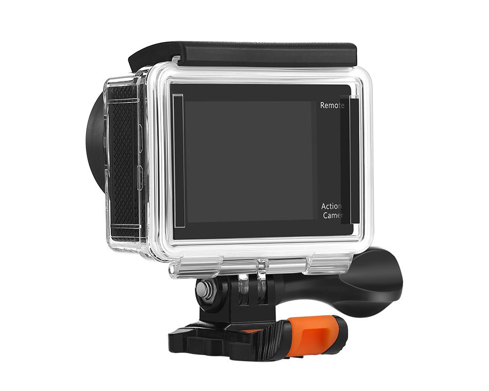 """EKEN H9R/H9 Ultra HD 4 K/30fps WiFi 2,0 """"170D impermeable bajo el agua 23"""