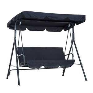 Chair Seat-Cover Patio Waterproof Swing-Seat Garden Outdoor Rattan
