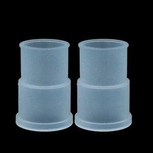 Image 1 - 20pcs Home Medical equipment Atomized Cup Air Compressor Nebulizer Medicine Bottle Allergy Inhaler Aerosol Medication 6ml 10ml