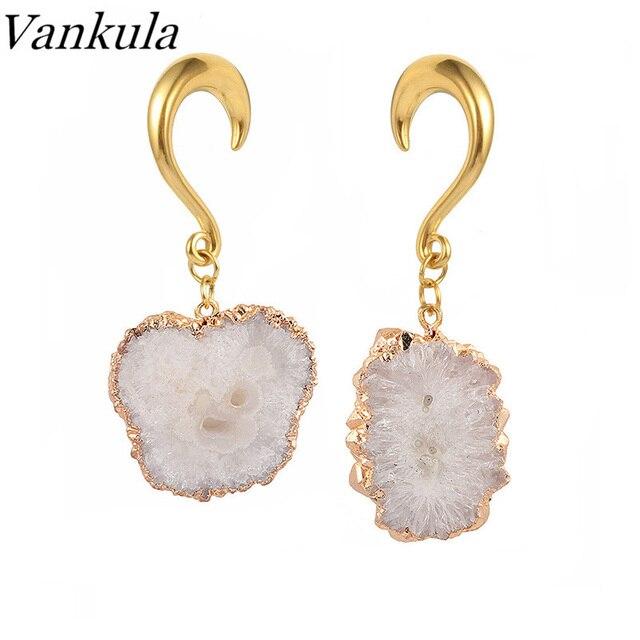 Vankula 2PCS Natural Stone...