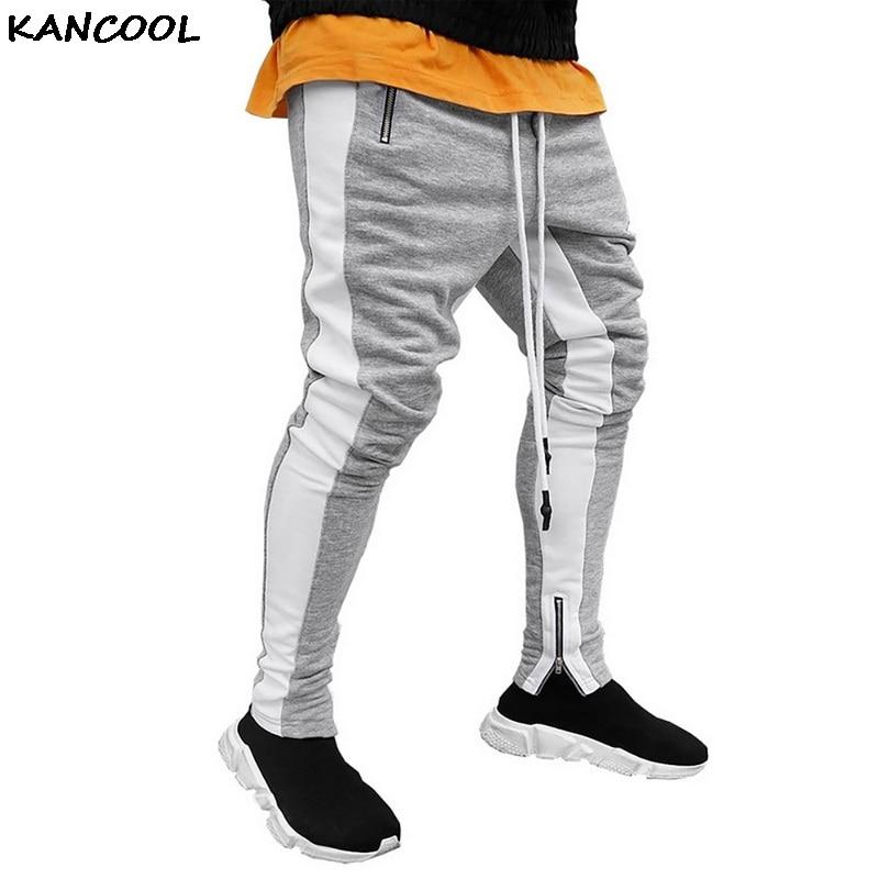 Adisputent Men Joggers Casual Pants Fitness Sportswear Tracksuit Bottoms Skinny Sweatpants Trousers Black Gym Jogger Track Pants