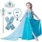 Elsa Dress For Girls...