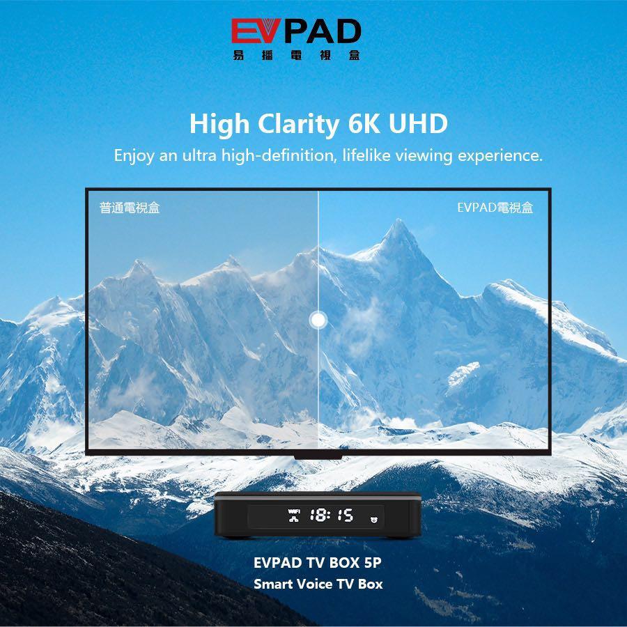 Độ rõ nét cao 6K UHD