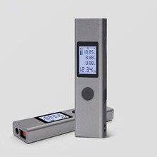Duka 40m LS P Laser Rangefinder USB High Precision Measurement Flash Charging Portable Handheld Rangefinder