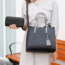 Women Shoulder Bag Alligator Handbags Famous Brands Big Tote Vintage Ladies Crossbody Bags for Women Handbags Bolsas Phone Purse
