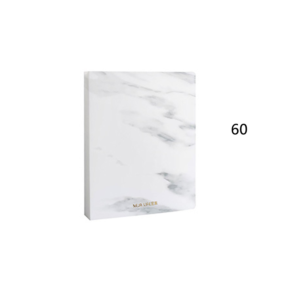 A4 Stationery Office Multipurpose Documents Storage Marble Pattern Paper Bag Student Portable File Folder Children Business