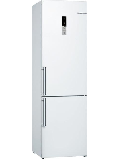 Холодильник с нижней морозильной камерой NatureCool Bosch KGE39XW2OR