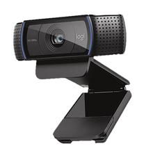 Durable Web Camera Classic Delicate Logitech C920 1080P 30FPS Built-in Microphone Widescreen Auto-Focus USB Webcam logitech c920 black