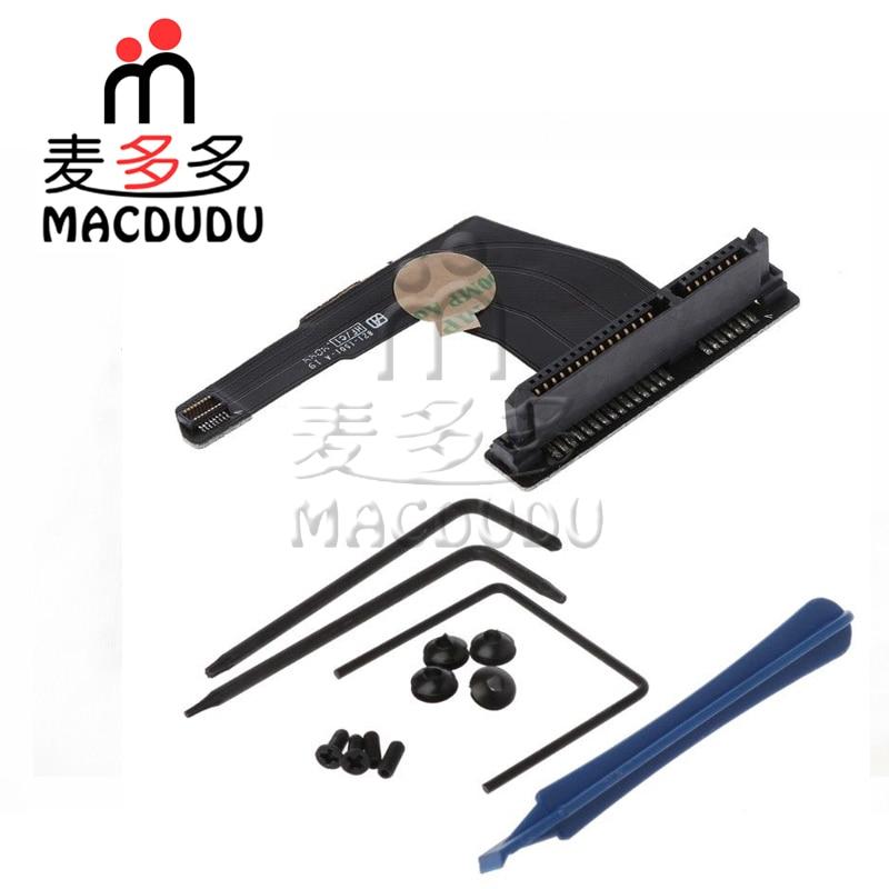 Noul cablu flexibil SSD pentru unitatea de hard disk pentru Mac Mini A1347 Server 076-1412 922-9560 HDD CABLE * Furnizor verificat *