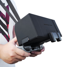 Mavic Air 2 Foldable Sunhood 휴대 전화 후드 DJI Mavic Air 2 Drone 액세서리 용 반사 방지 가죽 차양