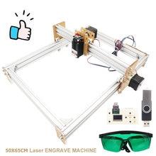 6550 cnc laser machine printer,500mw/1000mw/2500mw/5500mw/7000mw/10w/15w laser for desktop DIY violet laser engraving machine