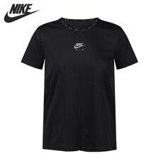 Original New Arrival NIKE W NK AIR TOP SS Women's T-shirts short sleeve Sportswear цена 2017