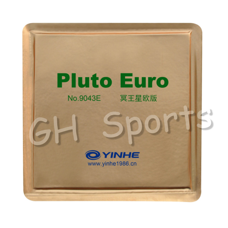 Yinhe Pluto Euro No.9043E Pimples Out Rubber With Sponge