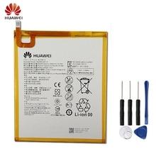 HuaWei Original HB2899C0ECW Battery For Huawei M3 M3-BTV-W09 M3-BTV-DL09 Genuine Replacement Phone 5100mAh + Free Tools