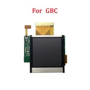 Image 2 - Remplacement pour les Kits de Modification de lumière élevée décran daffichage à cristaux liquides de contre jour de GBC pour les accessoires de jeu de lumière décran daffichage à cristaux liquides de Console de Nintend GBC