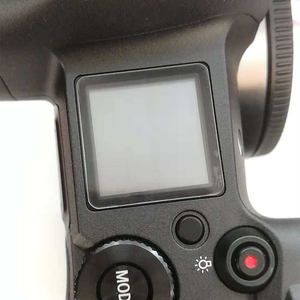 Image 3 - Glass LCD Screen Protector Cover Guard for Canon EOS R R5 Info Top Shoulder Screen of EOSR Camera