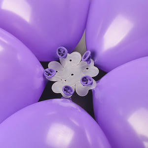 Balloons Clip Wedding-Decoration Flower-Shape Dropship Adult Sheet Party 1PC 11in1 Kids