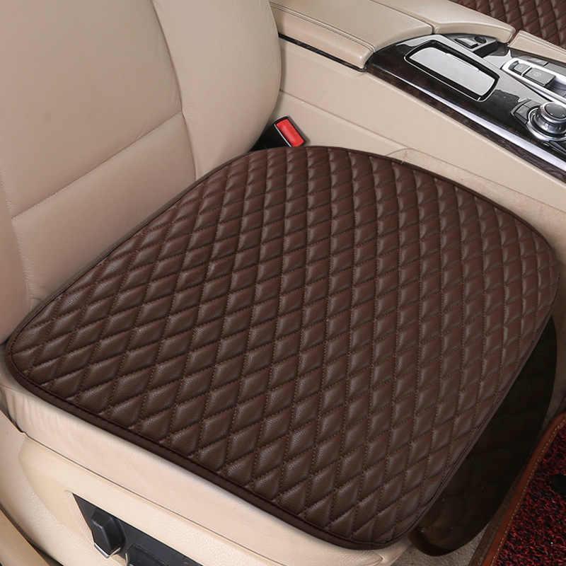 Couvre-siège de voiture universel en cuir Flash mat pour Tesla modèle 3 modèle S modèle X accessoires de style de voiture