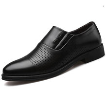Fashion Slip On Men Dress Shoes Men Oxfords Fashion Business Dress Men Shoes  New Classic Leather Men'S Suits Shoes tyu7 northmarch spring autumn new mens business dress shoes fashion slip on tassel leather wedding shoes men handmade work shoes