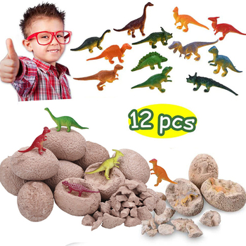 Dinosaur Toys Dinosaur Eggs Discover Toys Novelty Children Toys Children Dinosaur Science Toys Early Education Toys Action Toy image