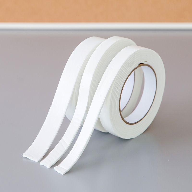 Super Strong Double Sided Self Adhesive Tape Foam Sponge Double-sided Super Sticky Thick Adhesive Two Sided Tape 1.5/1.8/2.4cm