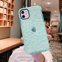 Luxury Jelly Phone Case For iPhone 13 12 Pro Max 11 Pro XS Max XR X 7 8 6 6s Plus Soft Transparent Silicone Shockproof Clear Cover
