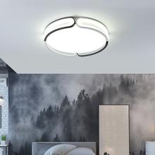 Modern Led Ceiling Lights For Living Room Study Room Bedroom Home Dec AC85-265V lamparas de techo Dimming LED Ceiling lamp цена