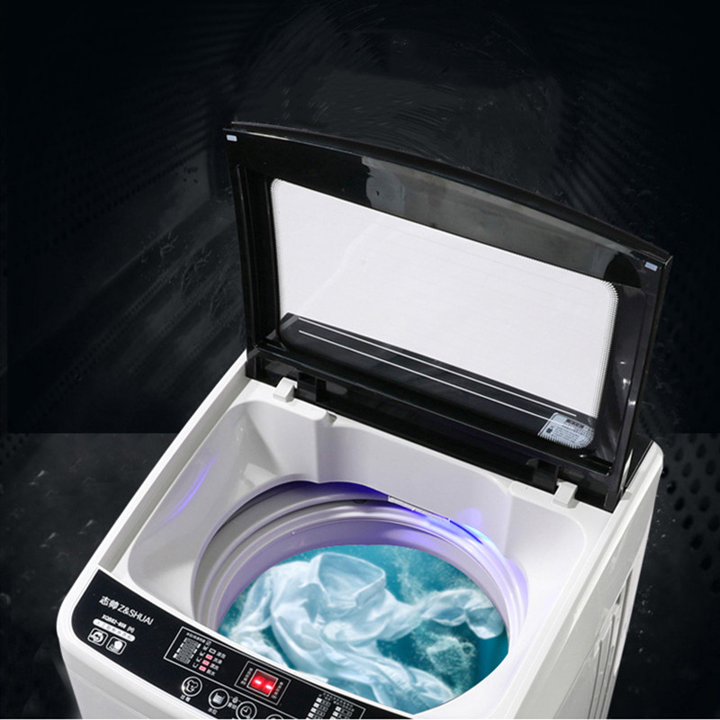 Air Drying Intelligent  Full-automatic Clothes Washing Machine  Household 8.2kg Large-capacity UV Disinfection  Washer Machine