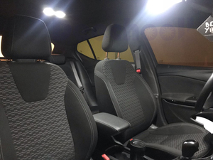 Image 4 - 15 x Error Free for Opel for Vauxhall Mokka 2012+ License Plate Lamp +Canbus LED Interior Map Dome Light Bulbs Kit