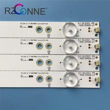 """Listwa oświetleniowa LED dla Philips 40 """"telewizor z dostępem do kanałów 40PFT5300/12 40PFT5300/60 40PFK4509/12 40PFH5300/88 KDL 40R350D NS 40D510NA15 40D3505T"""