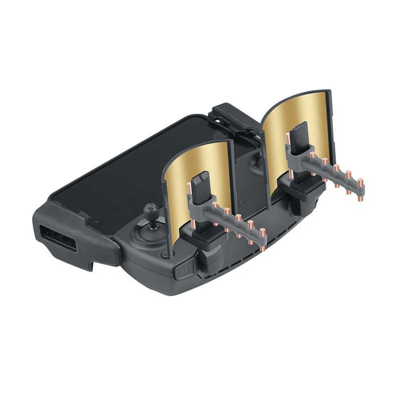 Señal Yagi Antenna Amplifier rango de refuerzo de DJI Mini//Pro//Aire U Mavic T1T6