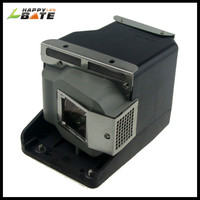 Compatible Projector Lamp with Housing VLT-XD221LP for  GX-318/GS-316/GX-540/XD220U/SD220U/SD220/XD221 happybate