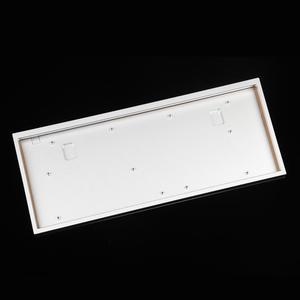 Image 3 - Алюминиевый чехол с ЧПУ для печатной платы YMD75 84, полный комплект, латунная пластина с подсветкой RGB для механической клавиатуры 84