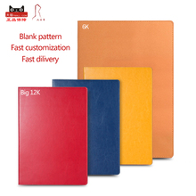 Customized Printing Leather Certificates Holder Gold Folio Educational A3 A4 Degree Cover Graduation Folder With Logo