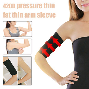 New 1 Pair Arm Sleeves Shaper Weight Los