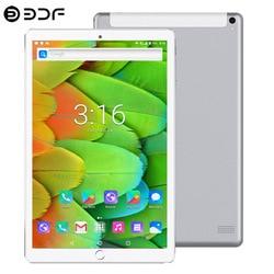 2020 оригинал, 10,1 дюймов, планшетный ПК, 4G/3G, с функцией звонка, Android 7,0, четыре ядра, 4 ГБ/64 Гб rom, две sim-карты, Wi-Fi, Bluetooth, ips планшет