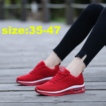High Quality Running Shoes Women Breathable Air Mesh Knit Cushion Women's Sneakers Summer Unisex New Trainer Sport Shoes Men night elf men running shoes high quality women sneakers breathable air mesh colors change tennis shoes hot sport shoes men 2016