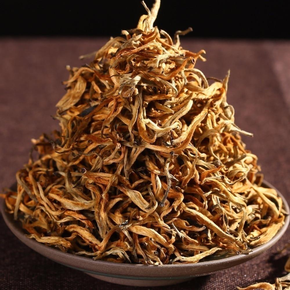 Китайский яньнань Диан Хон, Премиум дианхон, чай для похудения, диуретик, три зеленые продукты, Диан Хон, черный чай 2020|Чаедробильные машины|   | АлиЭкспресс