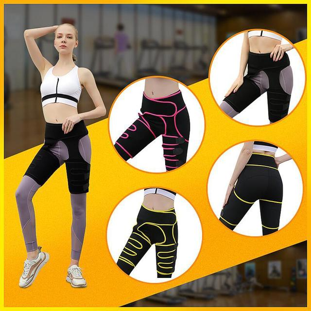 Women' men Trimmer Gym Fitness Sport Shapewear Sweat Belt Waist Cincher Trainer Trimmer Gym Body Underwear Body Building Shaper