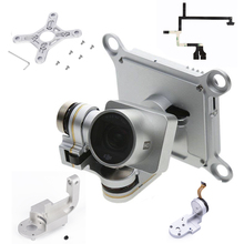 חלקי תיקון עבור DJI פנטום 3 מתקדם מקצועי Drone מצלמה יא זרוע רול סוגר שטוח סרט כבל Flex Gimbal הר מנוע
