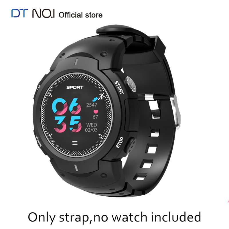 DTNO.I NO.1 Smart Watch Belt Strap for DTNO.I NO.1 F13 Smart Watch SiliconeSmart Accessories for Men for Women High Quality image