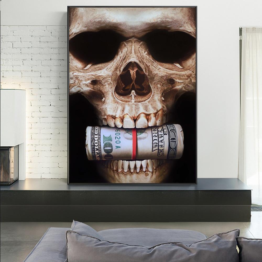 Abstrakte Pop-Art Leinwand Drucke Shantou Mit Geld Wand Kunst Leinwand Gemälde Shantou Dekorative Bilder Für Wohnzimmer Cuadros