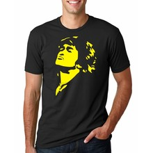 Viktor Tsoi koszulka Bnknktop Llou Fpynna Kuho Kino zespół rockowy rosyjski radziecki zsrr moda marka męska nosić T-Shirt