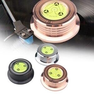Image 1 - Evrensel 60Hz LP vinil plak çalar disk pikap sabitleyici ağırlığı kelepçe Q81F