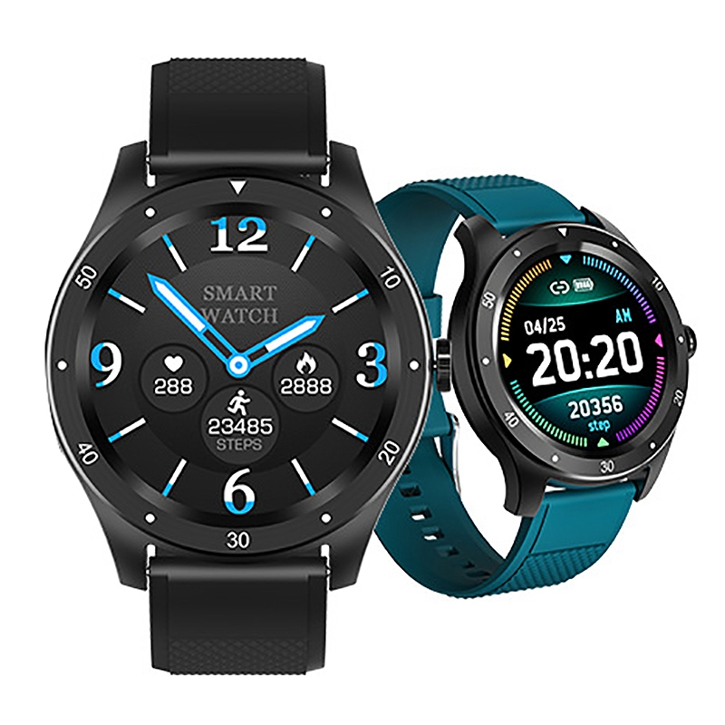 S6 Smart bracelet 1.3 inch large color screen heart rate blood pressure health monitoring waterproof <font><b>BT</b></font> sports <font><b>watch</b></font> image