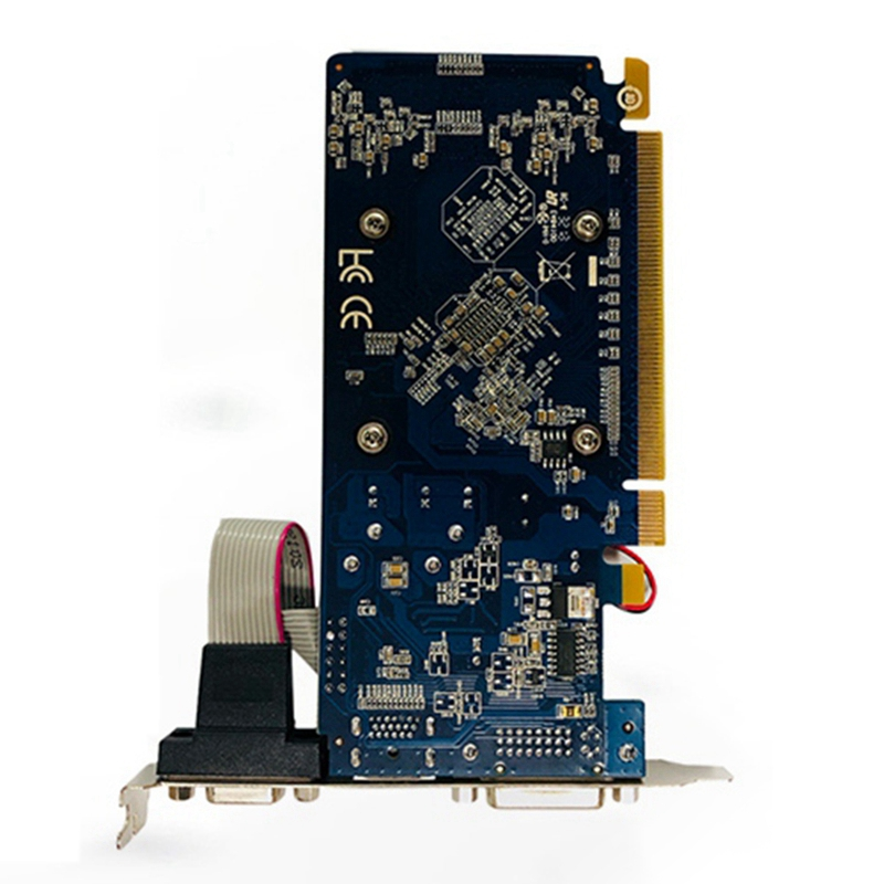 HD7450 2G image Card, Hd7450 2Gb Ddr3 64Bit Discrete image Card for Small Desktop Chassis 2