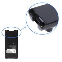 רדיו דו כיווני 2x Pack עבור אייקום BP-210 רדיו דו כיווני סוללה עם קליפ (1650mAh 7.2V Ni-MH) - עבור IC-F11 IC-F21 IC-V8 IC-F3GT IC-F40GT (5)