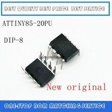5 PCS 50 PCS New Original ATTINY85 20PU ATTINY85 20PU ATTINY85 20 ATTINY85 DIP