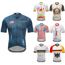 2019 roupa Cycling Jersey Mtb Bicycle Clothing Bike Wear Clothes Short Maillot Roupa Ropa De Ciclismo Hombre Verano bike jersey стоимость