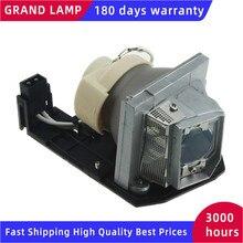 GRAND P VIP Lámpara de proyector con carcasa, para ACER X110 X111 X112 X113 X1140 X1140A X1161 X1161P X1261 EC.K0100.001